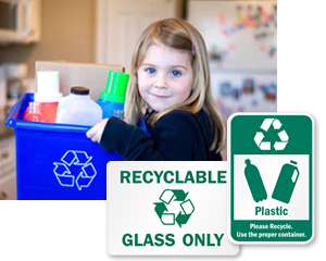 Recycle Glass & Bottles