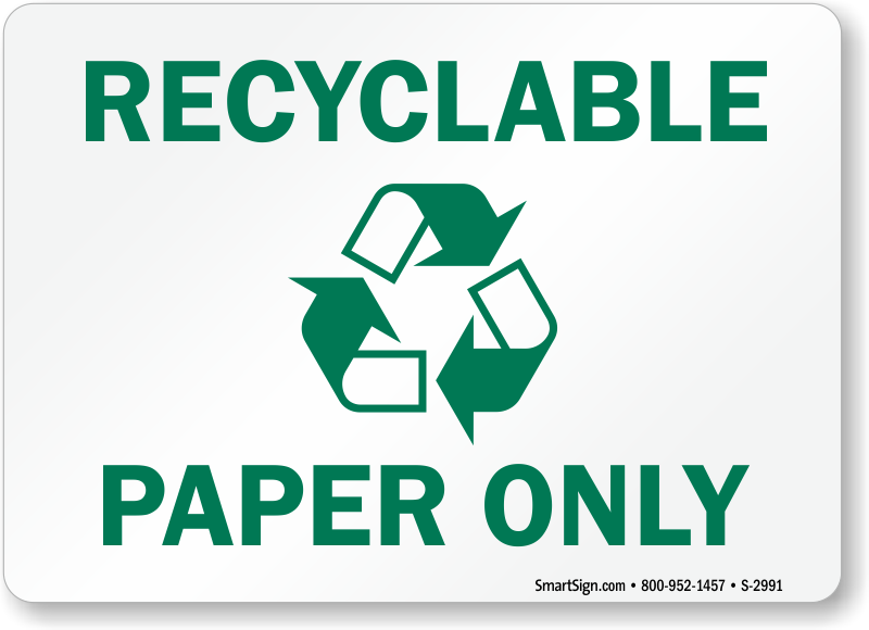 essay about paper recycling