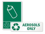Aerosol Can Recycling