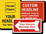 Custom Free Form Labels