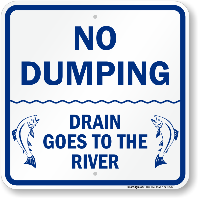 No Dumping  Drains To River Or Ocean Signs And Stencils. Dam Signs Of Stroke. Selfish Signs. Diy Logo Signs Of Stroke. Acute Signs. Sugar Signs. 11th December Signs. Director's Cut Signs. Vote Signs Of Stroke