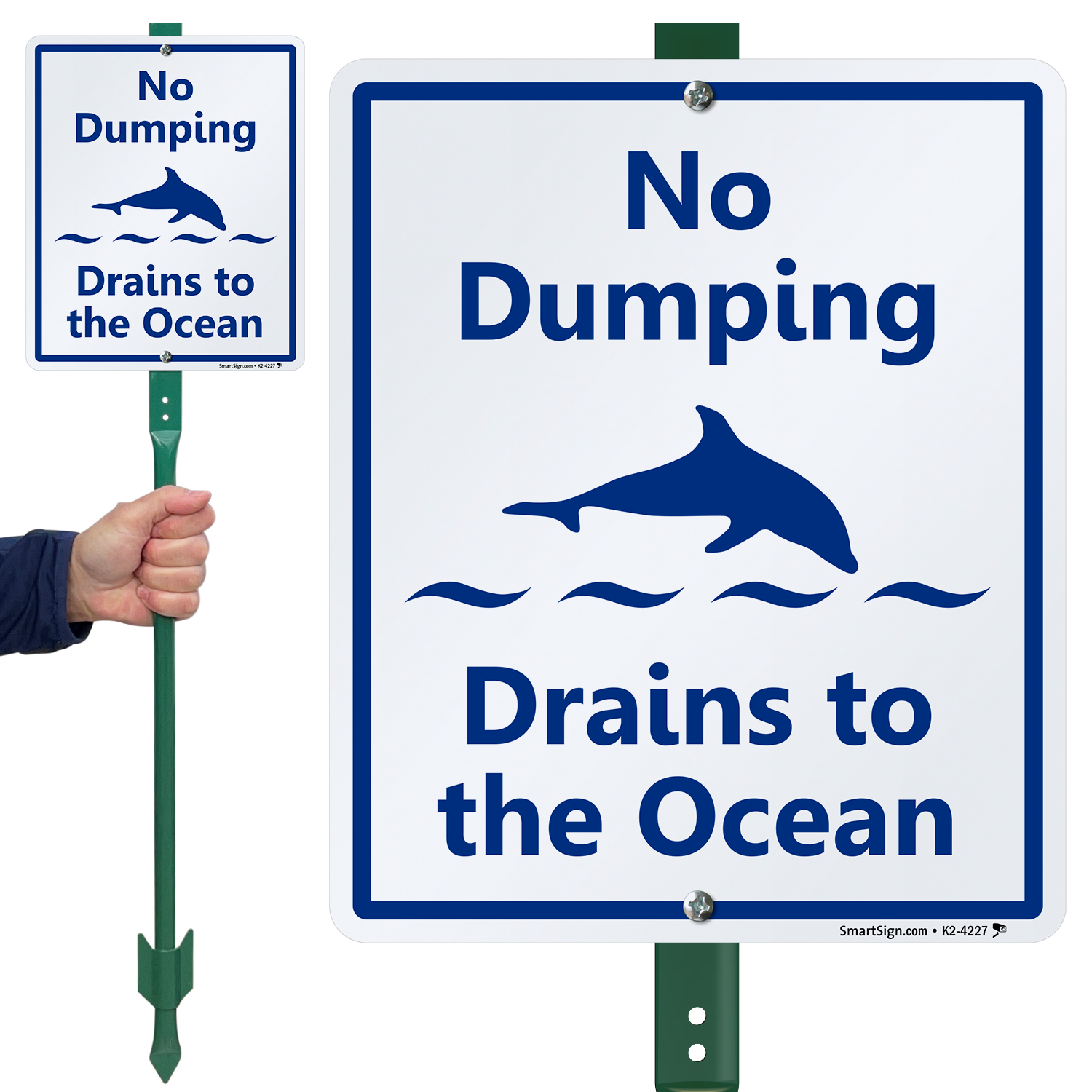 No Dumping  Drains To River Or Ocean Signs And Stencils. Sandblasted Signs. Epa Signs. Polaroid Signs. Piercing Signs. Cinema Signs. Info Signs Of Stroke. Chakra Signs. Fact Sheet Signs