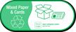Customized Vinyl Recycling Sticker